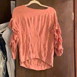 Orange Express Sweater